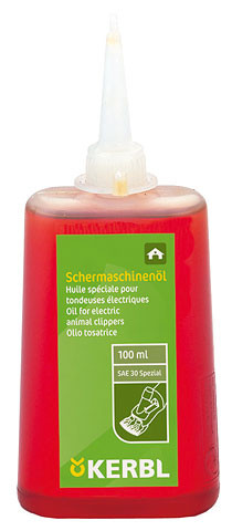Schermaschinenöl 100 ml